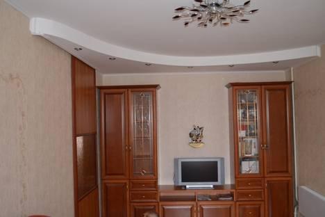 Сдается 2-комнатная квартира посуточнов Ноябрьске, Ленина 56.