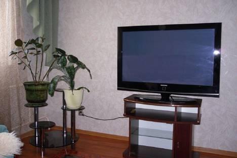Сдается 1-комнатная квартира посуточнов Нефтеюганске, 15 микрорайон дом 11.
