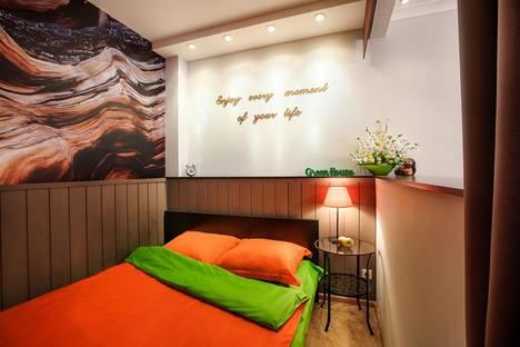 Сдается 1-комнатная квартира посуточно, Токарей, 26.