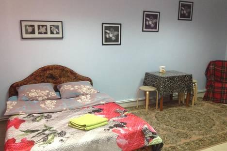Сдается 1-комнатная квартира посуточнов Новочеркасске, ул. Орджоникидзе, 37А.