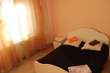 Сдается 1-комнатная квартира посуточнов Томске, Б. Подгорная 87.