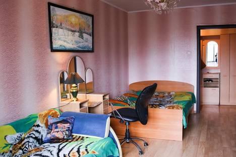 Сдается 1-комнатная квартира посуточнов Челябинске, Ворошилова 57в.