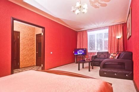 Сдается 1-комнатная квартира посуточно, ул. Кулакова, 2.