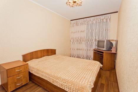 Сдается 2-комнатная квартира посуточнов Нижнем Новгороде, ул. Нестерова, 4а.
