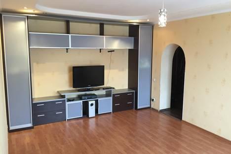 Сдается 2-комнатная квартира посуточно в Обнинске, Гагарина 15.