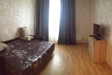 Сдается 1-комнатная квартира посуточно в Подольске, ул. Академика Доллежаля, 10.