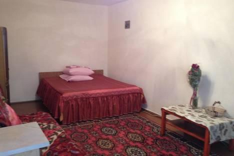 Сдается 1-комнатная квартира посуточно в Советском, Гастелло,35.