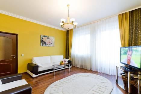 Сдается 3-комнатная квартира посуточнов Минске, Богдановича, 23.
