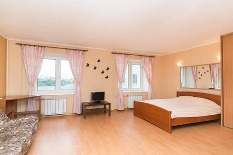 Сдается 1-комнатная квартира посуточнов Екатеринбурге, ул. Шейнкмана, 4.