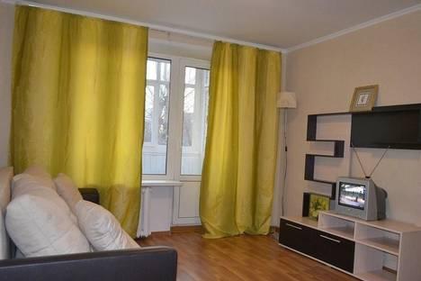 Сдается 1-комнатная квартира посуточнов Уфе, ул. Авроры,1.