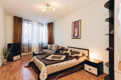 Сдается 2-комнатная квартира посуточнов Екатеринбурге, ул. Малышева, д 4Б.