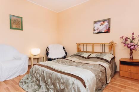 Сдается 1-комнатная квартира посуточнов Екатеринбурге, Малышева 4б.