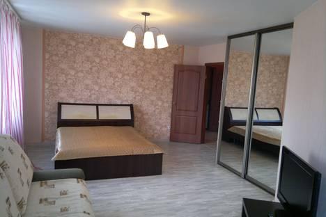 Сдается 1-комнатная квартира посуточно в Рязани, Вокзальная 77.