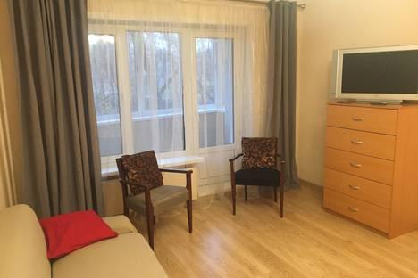 Сдается 1-комнатная квартира посуточнов Одинцове, переулок Большой Факельный, д3.