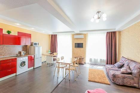 Сдается 1-комнатная квартира посуточно в Краснодаре, Красная ул., 176лит1/3.