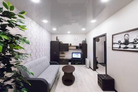 Сдается 1-комнатная квартира посуточно в Кировске, Олимпийская 24.