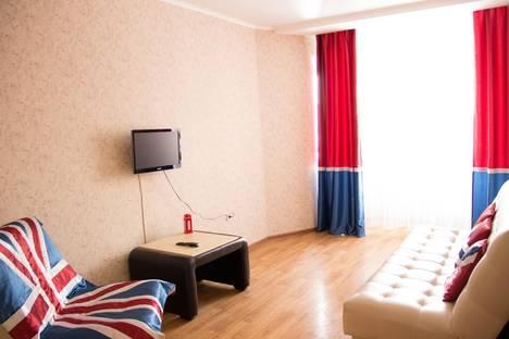 Сдается 2-комнатная квартира посуточно в Абакане, Лермонтова, 21.