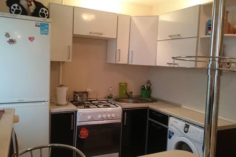 Сдается 1-комнатная квартира посуточно в Нижнекамске, проспект Шинников, 51.