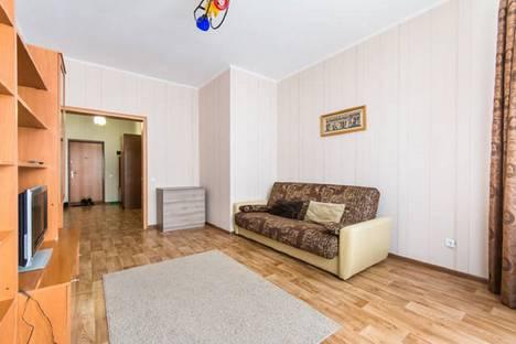 Сдается 1-комнатная квартира посуточно в Казани, Карла Маркса, 42.