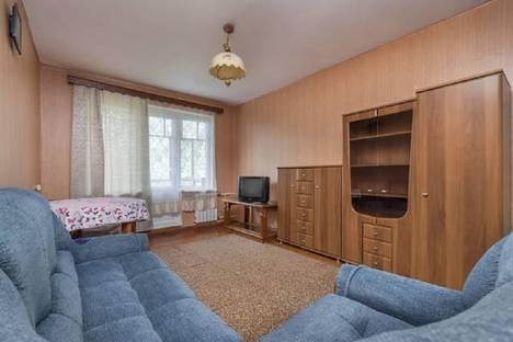 Сдается 2-комнатная квартира посуточнов Казани, Курашова, 34.