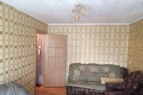 Сдается 1-комнатная квартира посуточнов Омске, Труда,9а.