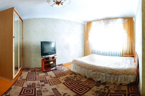 Сдается 1-комнатная квартира посуточно в Уфе, проспект Октября, 82/1.