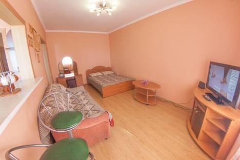 Сдается 1-комнатная квартира посуточно в Улан-Удэ, ул. Смолина, 81.