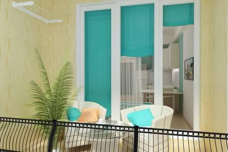 Сдается 1-комнатная квартира посуточнов Сочи, Санаторная 50б.