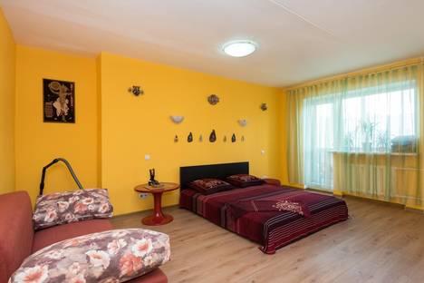 Сдается 1-комнатная квартира посуточнов Екатеринбурге, Вайнера 66а.