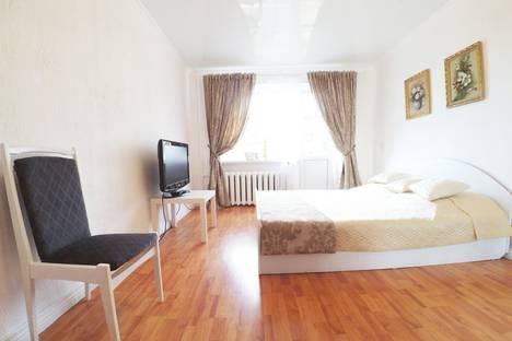 Сдается 1-комнатная квартира посуточно в Петрозаводске, ул. Красная, 34.