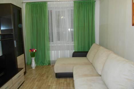 Сдается 1-комнатная квартира посуточнов Воронеже, Ленинский проспект, 124а ост.Димитрова.