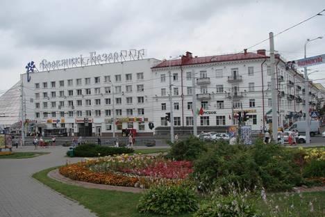 Сдается 3-комнатная квартира посуточно в Витебске, Замковая ул., 21.