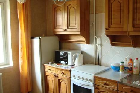 Сдается 1-комнатная квартира посуточно в Витебске, ул. Петруся Бровки, 1к1.