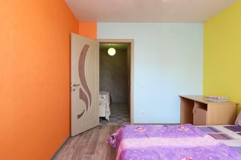 Сдается 2-комнатная квартира посуточнов Чебоксарах, Тракторостроителей проспект, 58к2.