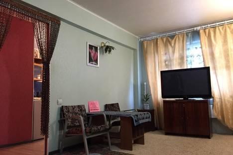 Сдается 1-комнатная квартира посуточно в Воркуте, Ленина 57а.