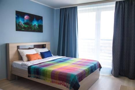 Сдается 1-комнатная квартира посуточнов Тюмени, 50 лет Октября 57а.