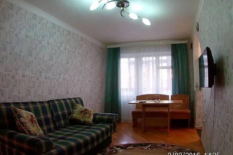 Сдается 2-комнатная квартира посуточно в Кисловодске, Клары Цеткин, 26.