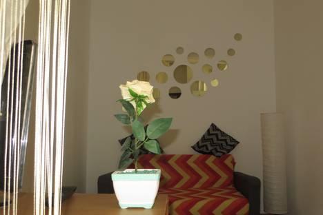 Сдается 2-комнатная квартира посуточнов Сочи, ул. Водораздельная, 14.