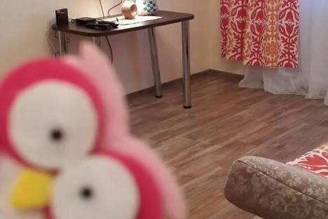 Сдается 1-комнатная квартира посуточнов Екатеринбурге, ул. Кировградская, 34.