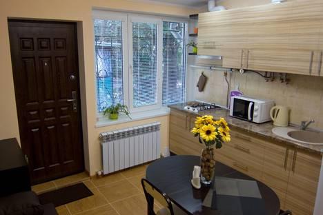 Сдается 1-комнатная квартира посуточно в Ялте, Пушкинская, 13.