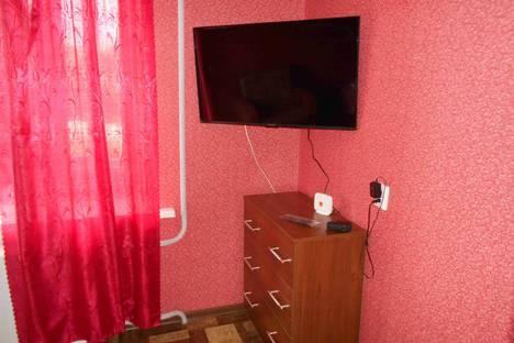 Сдается 1-комнатная квартира посуточно в Сызрани, Советская 122.