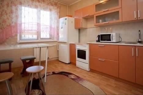 Сдается 1-комнатная квартира посуточно в Челябинске, улица Университетская Набережная, 40.