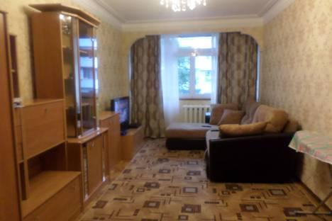 Сдается 3-комнатная квартира посуточно в Сочи, ул. Воровского, 20.