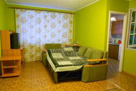 Сдается 1-комнатная квартира посуточно в Перми, Качалова, 19.