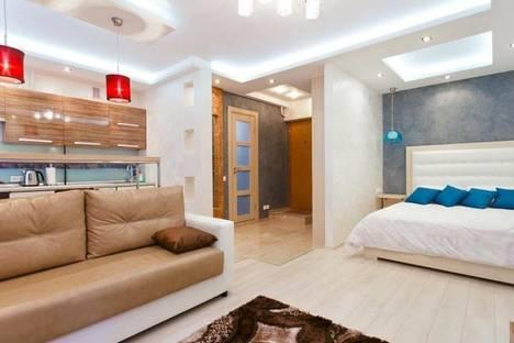 Сдается 1-комнатная квартира посуточно в Минске, Романовская Слобода, 10.
