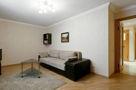 Сдается 2-комнатная квартира посуточно в Минске, пр-т Победителей, 3.
