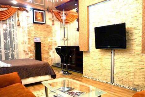 Сдается 1-комнатная квартира посуточно в Днепре, Комсомольская, 74в.