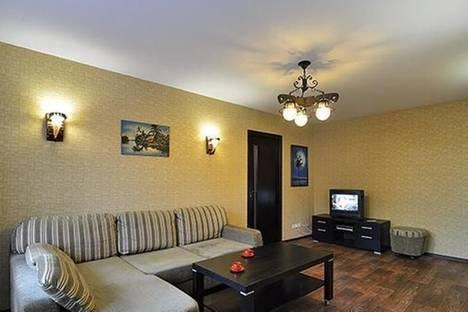 Сдается 2-комнатная квартира посуточно в Днепре, пр-т К. Маркса, 8.