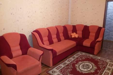 Сдается 2-комнатная квартира посуточнов Чебоксарах, улица Пирогова 1к1.