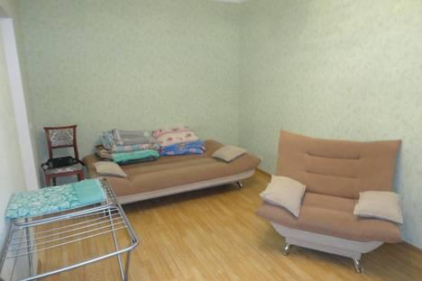 Сдается 2-комнатная квартира посуточнов Чебоксарах, улица Пирогова 1к3.